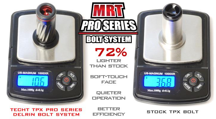 TechT MRT Pro Series Bad Karma Edition Tippmann TiPX Bolt!!!!